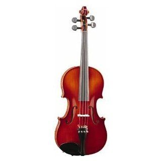 Hans Schuster 380 Full Size Student Concert Violin: Musical Instruments