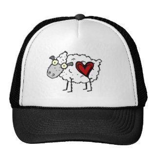 Redneck Sweetheart   Sheep Love Mesh Hat
