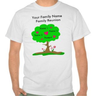 Family Reunion T Shirt Graphics On Popscreen