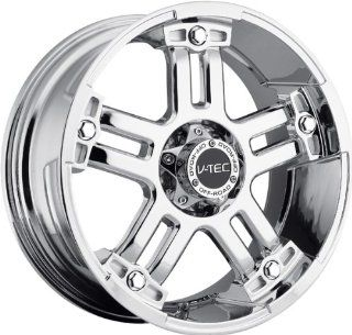 VISION WHEEL   394 warlord   20 Inch Rim x 9   (8x180) Offset (18) Wheel Finish   Chrome: Automotive