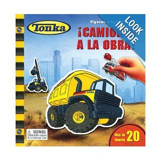 Figuras magicas: Tonka, Camiones a la obra!: Magical Magnets: Tonka, Trucks at Work!, Spanish Language Edition (Tonka Figuras Magicas) (Spanish Edition): Editors of Silver Dolphin en Espanol: 9789707183605: Books