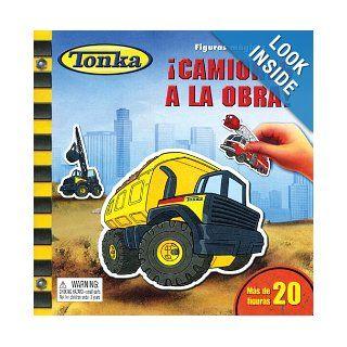 Figuras magicas: Tonka, Camiones a la obra!: Magical Magnets: Tonka, Trucks at Work!, Spanish Language Edition (Tonka Figuras Magicas) (Spanish Edition): Editors of Silver Dolphin en Espanol: 9789707183605: Books