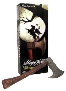 Factory X The Axe of the Headless Horseman Prop Replica: Toys & Games