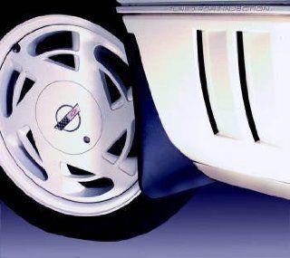 1991 1996 Corvette C4 Front & Rear Fender Guards: Automotive