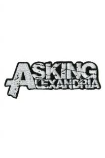 Asking Alexandria Logo Patch Clothing