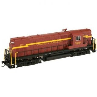 Atlas Virginia and Maryland #200C420 N Scale Locomotive Toys & Games