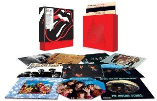 The Rolling Stones 1964 1969   Limited Edition Remastered Vinyl Box Set Music