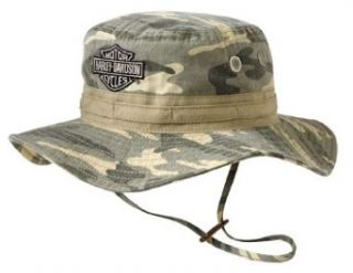 Harley Davidson Boonie Hat Camo Hd 429 Clothing