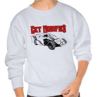 Get Modified   Dirt Modified Racing Sweatshirt