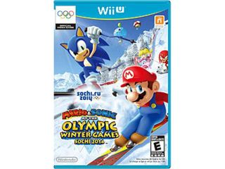 Mario  & Sonic at the Olympic Winter Games 2014 Wii U Nintendo