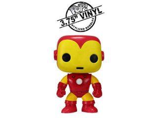 Pop Heroes Iron Man New 52 Version Vinyl Figure