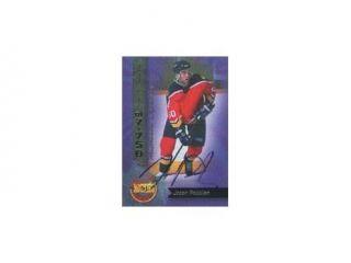 Jason Podollan, Florida Panthers, 1994 Signature Rookies Authentic Signature Aut
