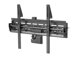 Level Mount DC65PWT Matte Black Powder Coat Finish Power Tilt TV Mount  TV Bracket