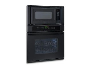 "Frigidaire GLEB27M9FB 27"" Microwave/Electric Oven Combination Black"