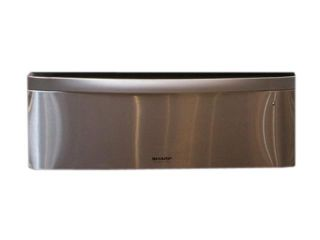Sharp KB 6100NS 30 Inch Warming Drawer Stainless steel