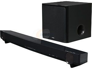 YAMAHA YAS 201 7.1 CH Sound Bars / Digital Sound Projectors System