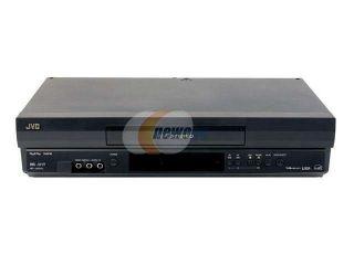 JVC HR J692U VHS VCR Recorder, Hi Fi Stereo with MTS Decoder