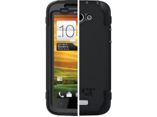 OtterBox Defender Case with Belt Clip for HTC One X Black Built in Screen Protector 77 19686