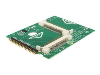 StarTech 2.5in IDE to Dual Compact Flash SSD Adapter Card