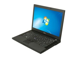 """DELL Latitude E6400ASB Notebook with Amor Shield Intel Core 2 Duo 2.20GHz 14.1"""" 2GB Memory 80GB HDD DVD/CDRW"""