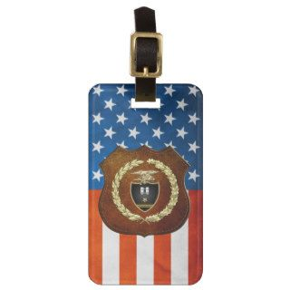 [200] Navy SEAL LT Special Edition Travel Bag Tag