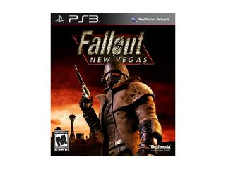 Fallout: New Vegas Playstation3 Game Bethesda