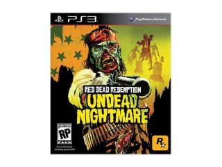 Red Dead Redemption: Undead Nightmare Collection Playstation3 Game ROCKSTAR