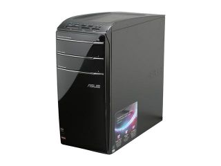 ASUS CM1855 US004S Desktop PC AMD FX Series FX 4300 (3.80GHz) 8GB DDR3 1TB HDD Capacity Windows 8