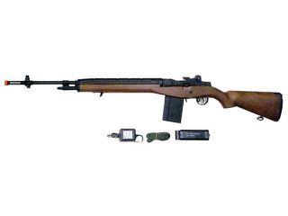CYMA M14 Sniper Rifle Airsoft AEG Wood