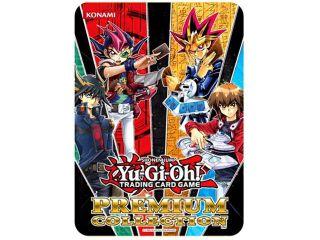 Yu Gi Oh! Trading Card Game Premium Collection Tin
