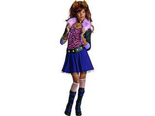 Monster High Clawdeen Wolf Child Costume