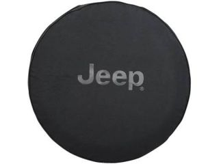 Jeep 82209957 29 Inch Spare Tire Cover by Chrysler