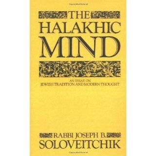 Halakhic Man (9780827603974): Rabbi Joseph B. Soloveitchik