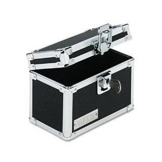 Vaultz 4x6 Index Box Black (VZ01171): Office Products