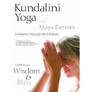Maya Fiennes Kundalini Yoga: Wisdom & Bliss