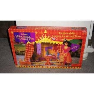 Disneys Hunchback of Notre Dame Esmeralda & Gypsy Horse
