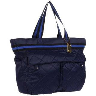 Tommy Hilfiger TH Logo Large Tote,Peacoat Blue,one size Tommy Hilfiger