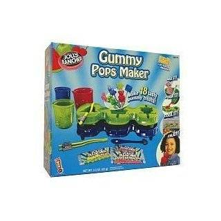 Jolly Rancher Gummy Pops Maker Refill: Toys & Games