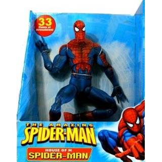 12 Inch Deluxe Action Figure Black Costume Spider Man Toys & Games