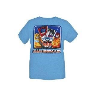 Transformers Autobots Frame T Shirt